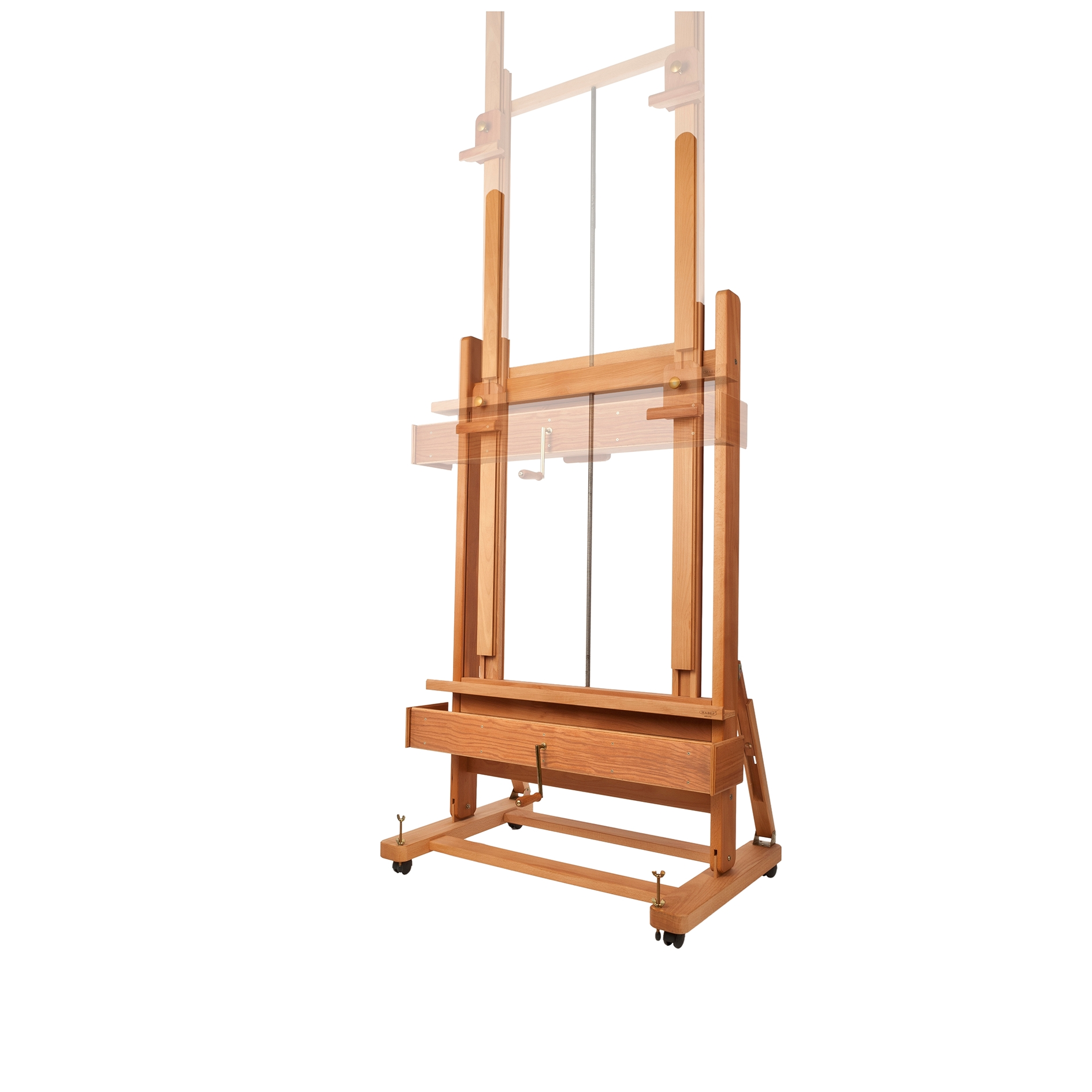 MABEF M-02 Studio Easels are available via our warehouse and online at The PaintBox, home of the widest range of traditional and progressive Art Supplies in Adelaide. At The PaintBox we source and stock quality art supplies which we import directly. This means that you have access to a greater variety and pay less. These are perfect for any artists from amateur to professional. They are also perfect for any budget size. Check out our loyalty rewards programme, which makes your artistic ambitions achievable. At these prices why not give these a go. Be sure to check out our other fabulous finds on our website and start saving today. Our knowledgeable staff at The PaintBox can guide you through our carefully selected ranges of art supplies for all applications. This is only a small selection of our stock. We sell many brands, weights, and textures, in-store only. Please call 08 8388 7776 to enquire. We offer art tuition too.