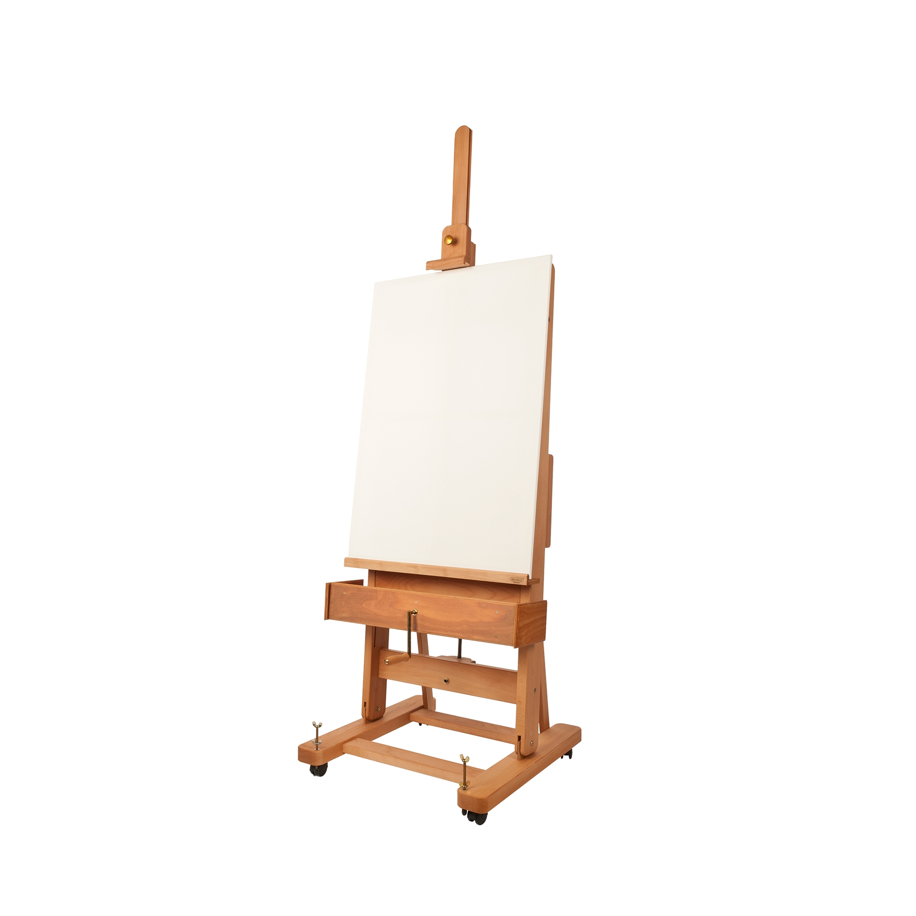 MABEF M-04 PLUS Studio easels are available from our warehouse and online at The PaintBox, home of the widest range of traditional and progressive Art Supplies in Adelaide. At The PaintBox we source and stock quality art supplies which we import directly. This means that you have access to a greater variety and pay less. These are perfect for any artists from amateur to professional. They are also perfect for any budget size. Check out our loyalty rewards programme, which makes your artistic ambitions achievable. At these prices why not give these a go. Be sure to check out our other fabulous finds on our website and start saving today. Our knowledgeable staff at The PaintBox can guide you through our carefully selected ranges of art supplies for all applications. This is only a small selection of our stock. We sell many brands, weights, and textures, in-store only. Please call 08 8388 7776 to enquire. We offer art tuition too! MABEF M04 PLUS STUDIO EASELS CAN BE DELIVERED ANYWHERE WITHIN AUSTRALIA OR NEW ZEALAND