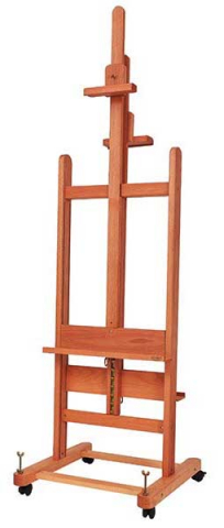 Mabef M-19 Double Sided Studio Easels are available via our warehouse and online at The PaintBox, home of the widest range of traditional and progressive Art Supplies in Adelaide. At The PaintBox we source and stock quality art supplies which we import directly. This means that you have access to a greater variety and pay less. These are perfect for any artists from amateur to professional. They are also perfect for any budget size. Check out our loyalty rewards programme, which makes your artistic ambitions achievable. At these prices why not give these a go. Be sure to check out our other fabulous finds on our website and start saving today. Our knowledgeable staff at The PaintBox can guide you through our carefully selected ranges of art supplies for all applications. This is only a small selection of our stock. We sell many brands, weights, and textures, in-store only. Please call 08 8388 7776 to enquire. We offer art tuition too!MABEF M19 DOUBLE SIDED STUDIO EASELS CAN BE DELIVERED ANYWHERE WITHIN AUSTRALIA OR NEW ZEALAND