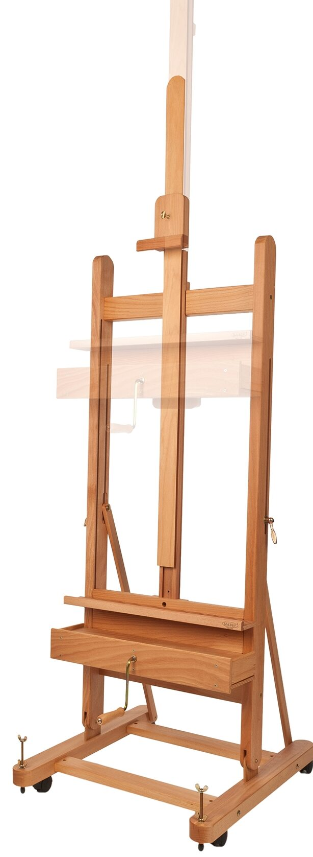 Mabef M-05 Studio Easels are available via our warehouse and online at The PaintBox, home of the widest range of traditional and progressive Art Supplies in Adelaide. At The PaintBox we source and stock quality art supplies which we import directly. This means that you have access to a greater variety and pay less. These are perfect for any artists from amateur to professional. They are also perfect for any budget size. Check out our loyalty rewards programme, which makes your artistic ambitions achievable. At these prices why not give these a go. Be sure to check out our other fabulous finds on our website and start saving today. Our knowledgeable staff at The PaintBox can guide you through our carefully selected ranges of art supplies for all applications. This is only a small selection of our stock. We sell many brands, weights, and textures, in-store only. Please call 08 8388 7776 to enquire. We offer art tuition too! MABEF M-05 STUDIO EASELS CAN BE DELIVERED ANYWHERE WITHIN AUSTRALIA OR NEW ZEALAND