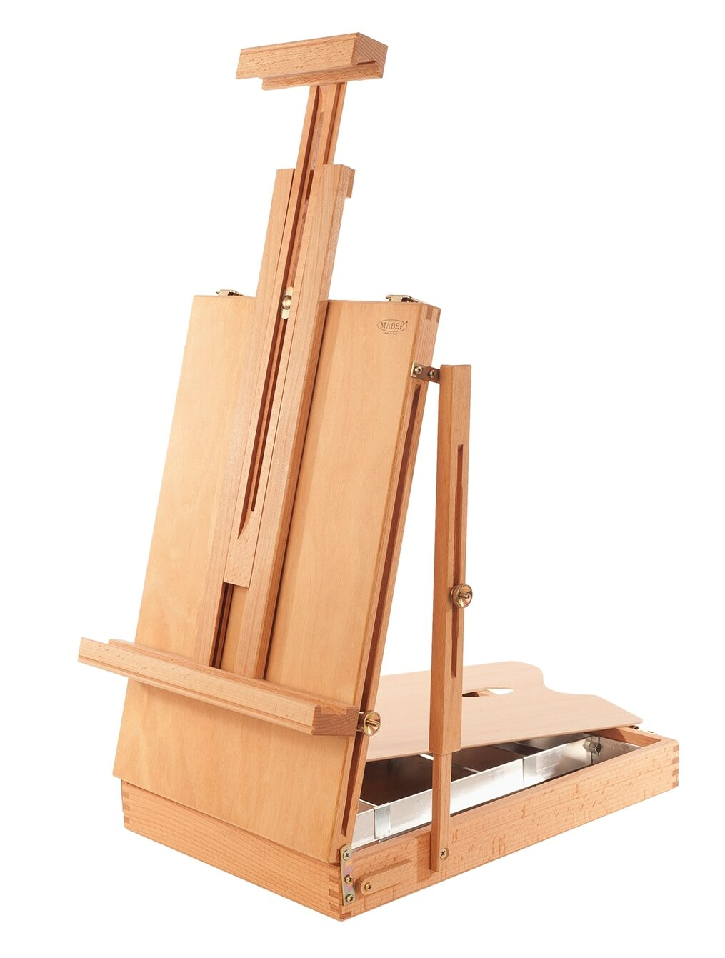 Mabef M-24 Table Box Easels are available via our warehouse and online at The PaintBox, home of the widest range of traditional and progressive Art Supplies in Adelaide. At The PaintBox we source and stock quality art supplies which we import directly. This means that you have access to a greater variety and pay less. These are perfect for any artists from amateur to professional. They are also perfect for any budget size. Check out our loyalty rewards programme, which makes your artistic ambitions achievable. At these prices why not give these a go. Be sure to check out our other fabulous finds on our website and start saving today. Our knowledgeable staff at The PaintBox can guide you through our carefully selected ranges of art supplies for all applications. This is only a small selection of our stock. We sell many brands, weights, and textures, in-store only. Please call 08 8388 7776 to enquire. We offer art tuition too!