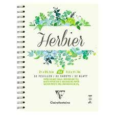 Herbier Botanical Sketchbooks are available in-store and online at The Paintbox, home of the widest range of traditional and progressive Art Supplies in Adelaide. At The PaintBox we source and stock quality art supplies which we import directly. This means that you have access to a greater variety and pay less. These are perfect for any artists from amateur to professional. It is also perfect for any budget size. Check out our loyalty rewards programme, which makes your artistic ambitions achievable. At these prices why not give these a go. Be sure to check out our other fabulous finds on our website and start saving today. Our knowledgeable staff at The PaintBox can guide you through our carefully selected ranges of art supplies for all applications. This is only a small selection of our stock. We sell many brands, weights, and textures, in-store only. Please call 08 8388 7776 to enquire. We offer art tuition too! CLAIREFONTAINE HERBIER BOTANICAL SKETCHBOOKS CAN BE DELIVERED ANYWHERE WITHIN AUSTRALIA OR NEW ZEALAND